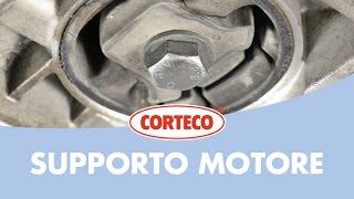 Sostituzione Supporto Motore | Corteco
