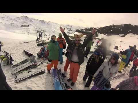 'We just live here' - La Plagne Seasonaires 2013/14