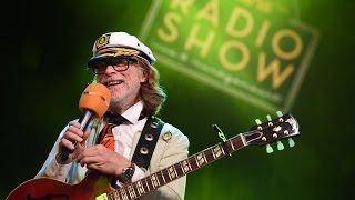 Helge Schneider live bei der Radio Show vom 24.11.2016