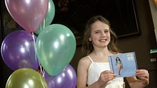 Amira Willighagen - NOS Jeugdjournaal - Album CD Release Party - Available from 28th March 2014 !!!