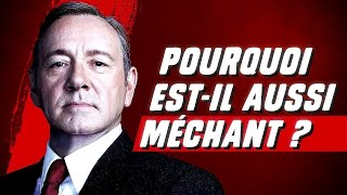 Le plus grand MÉCHANT des séries ! (Frank Underwood)