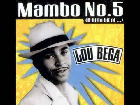 Lou Bega Mambo No 5 A Little Bit Of Youtube