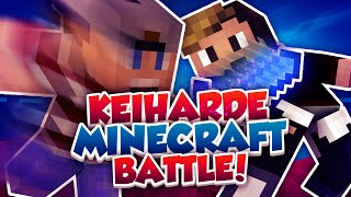 KEIHARDE MINECRAFT BATTLE!