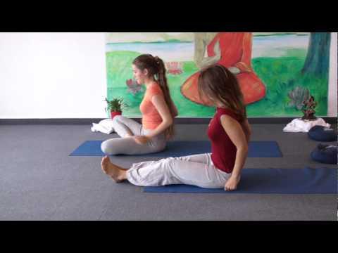 Yoga Class For Chakra Awakening - For Intermediate Students