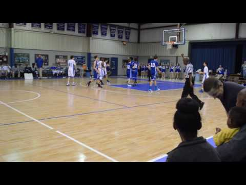 Covenant Christian vs. Newberry Academy