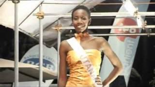 MISS BURUNDI 2010  (III^ Parte)