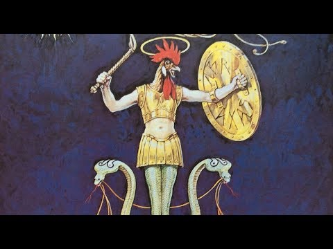 Abraxas - Symbol of the Day #7