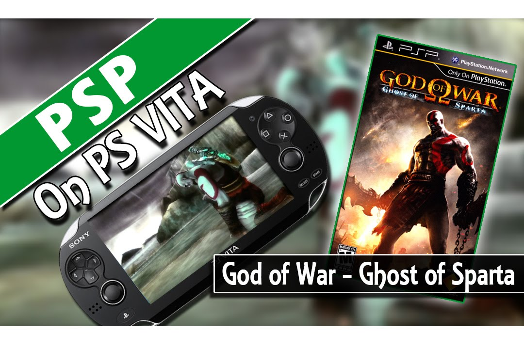 🔥 God of War: Ghost of Sparta (Europe) PSP ISO | Cdromance