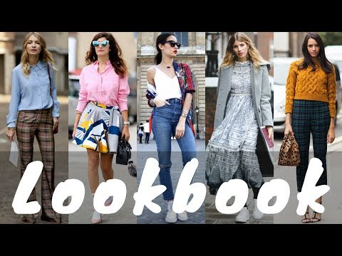 2018 Latest Spring Outfit Ideas For Womens & Girls | Paris Fashion Trends