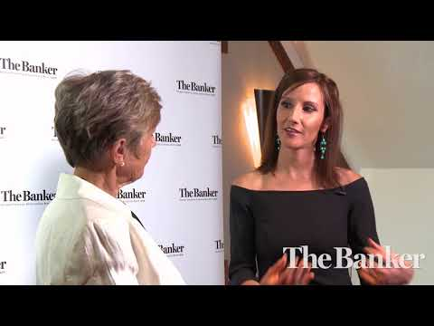 Investment Banking Awards 2017 - interview with Anne Marie Verstraeten