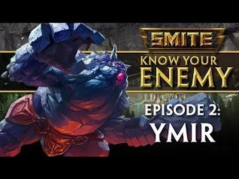 видео: smite - know your enemy - Гайд #2: ymir - Имир (Субтитры)