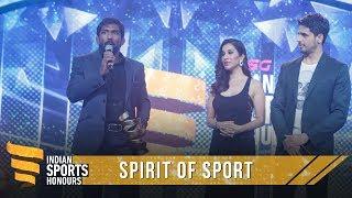 Yogeshwar Dutt   Spirit of Sport Honour   Indian Sports Honours