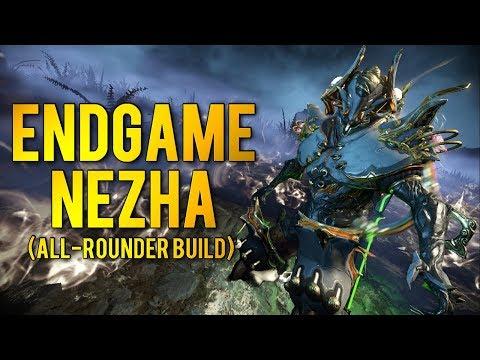 Warframe: ENDGAME NEZHA | ALL-ROUNDER BUILD