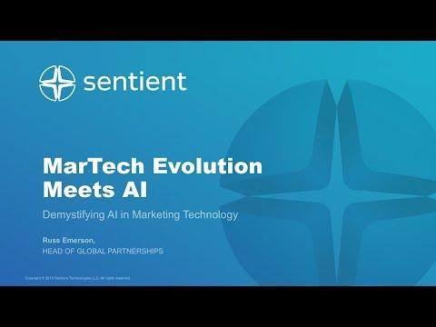 [Webinar] MarTech Evolution Meets AI: Demystifying AI in Marketing Technology