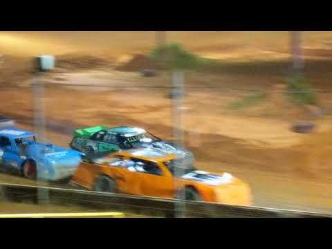 Street Stock Feature Southern Raceway - 9/8/2018