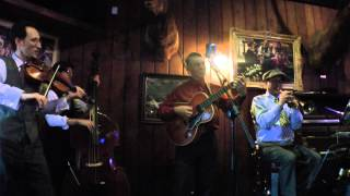"""JEEPERS CREEPERS"": THE IVORY CLUB BOYS (March 2, 2014)"