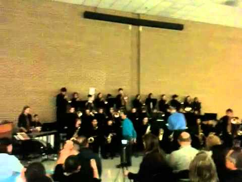 Evening of Jazz at Grayslake Middle School 02-25-11