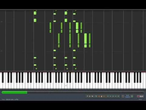 Nightwish - STORYTIME - Tutorial 100% Speed