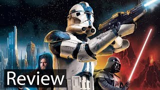 Star Wars Battlefront 2 Xbox One X Gameplay Review: Original Xbox Classic 2005