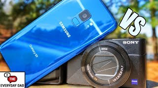 Galaxy S9 VS RX100V Do YOU even NEED a Main Camera anymore?