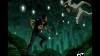 Young Justice Agendas Superboy vs Match 2