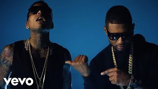 Смотреть клип Kid Ink - Body Language  Ft. Usher, Tinashe