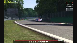 Assetto Corsa - Hotlap with McLaren MP4-12c GT3 @- PB 1.55.651