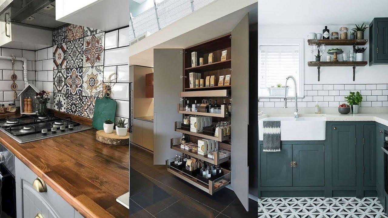 77 Beautiful Kitchen Interior Design Youtube