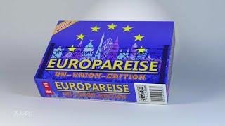 Werbung: Europareise in der Un-Union