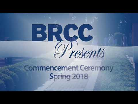Blue Ridge Community College Commencement Ceremony Spring 2018