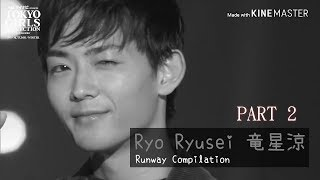 Hi! As I promised at that time, I will post Ryo Ryusei - Runway Com...