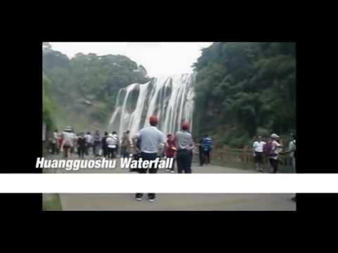 02 Huangguoshu Waterfall (Anshun, Guizhou) - Review Guide China tour
