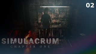 Simulacrum Gameplay (HORROR GAME) Chapter 1 Part 2 No Commentary