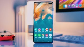 Galaxy S10 Review: (it's actually better than the iPhone XS)