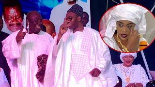 Les pas de danse du fils de Cheikh Bethio qui insulté Aida Diallo avec le Khalife des Thiantacounes