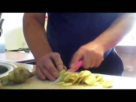 Видеоблог Кашевар: Маринованный имбирь для суши - рецепт с фото и видео