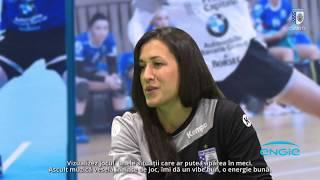 CSMB TV - Invitat: Andrea Lekić, Handbal Feminin, CSM București