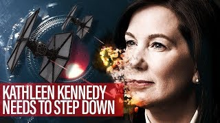 5 Reasons Kathleen Kennedy Needs To Step Down From Lucasfilm