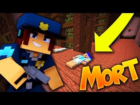 MON CADAVRE AU SOL ! - Minecraft MURDER MYSTERY