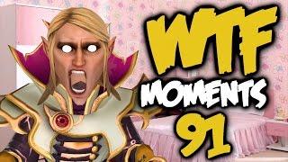 Dota 2 WTF Moments 91
