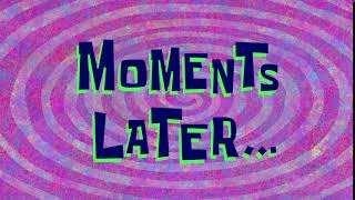 Moments Later... | SpongeBob Time Card #146