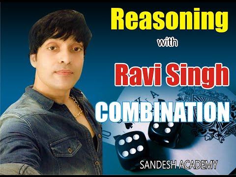 Reasoning - Combination by Ravi Singh sir