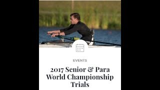 2017 Senior and Para World Championship Trials thumbnail