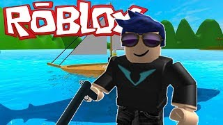 Roblox Funny Moments - SharkBite Alpha, Pirate Ships, and Unicorn Boats!