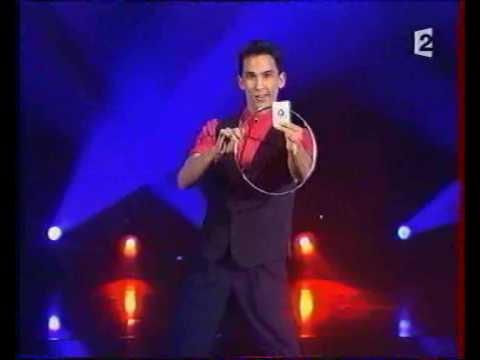 Jason Latimer - FISM Magic Stage - YouTube