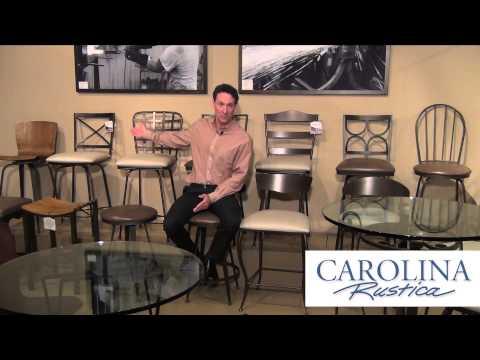 Charleston Forge Bar & Counter Stools