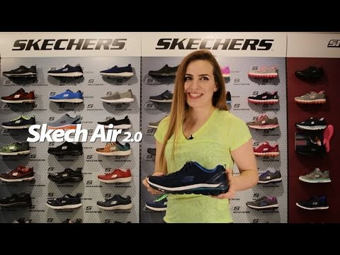 Relaxed Fit: Skech Flex 2.0 Disby