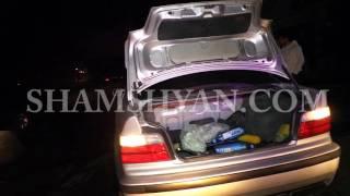 Ավտովթար Երևանում  անվադողերի խանութի դիմաց բախվել են երկու BMW ներ