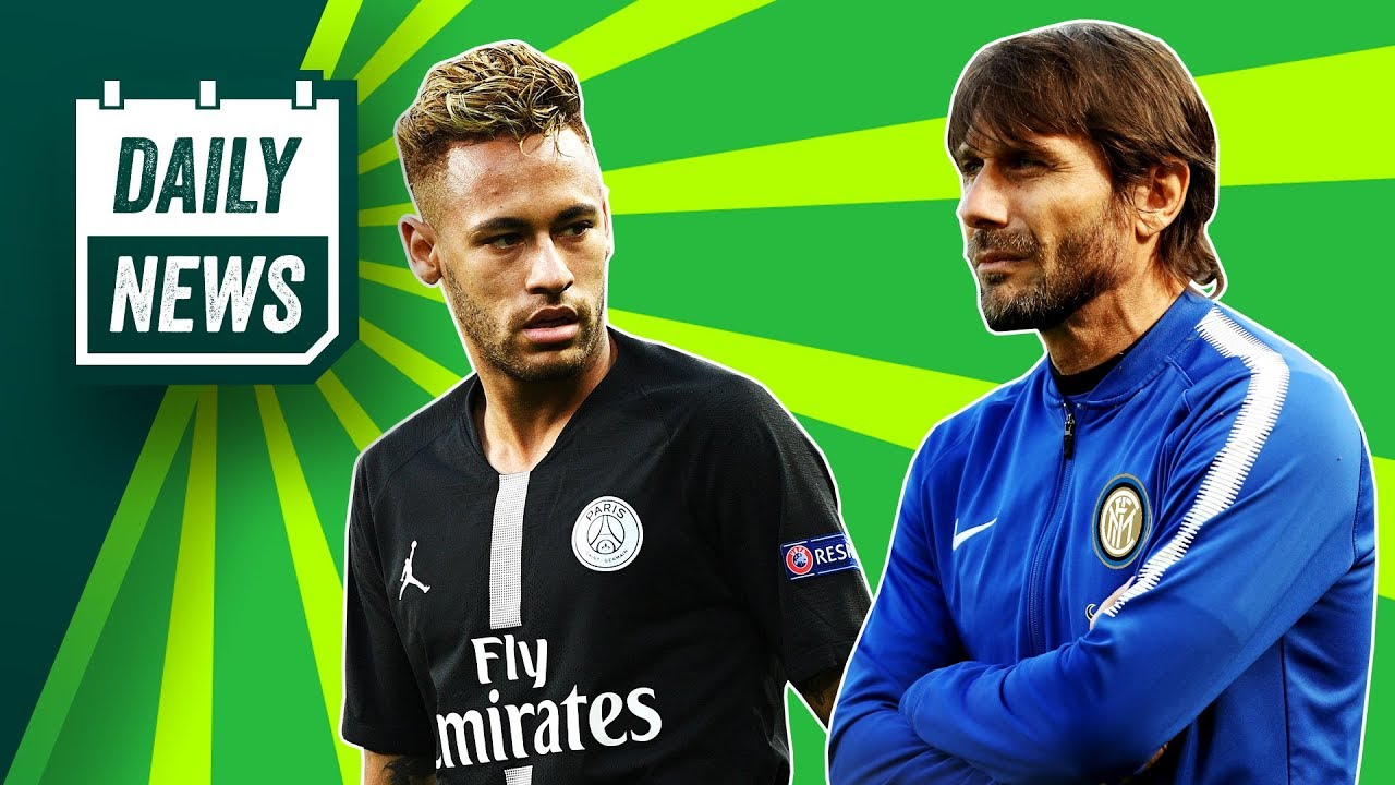 BIG Real Madrid transfer news, Conte to Inter + Aston Villa back in EPL! ► Onefootball Daily News
