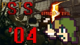 PSTS Let S Play Resident Evil 5 Episode 04 You Re A Crook Captain Hook